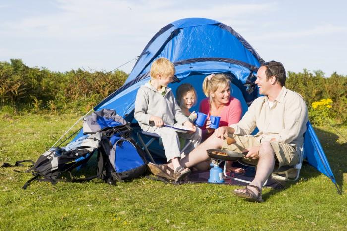 camping Ille et Vilaine